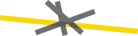 Atlantikwallroute Logo