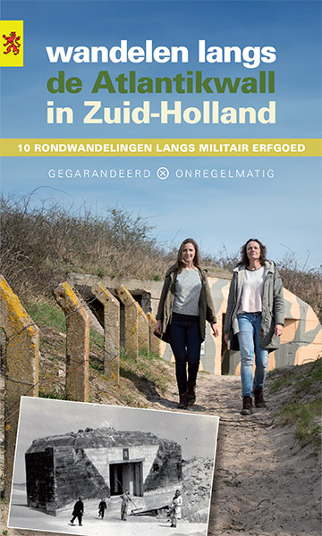 Cover Wandelgids Atlantikwall Zuid-Holland