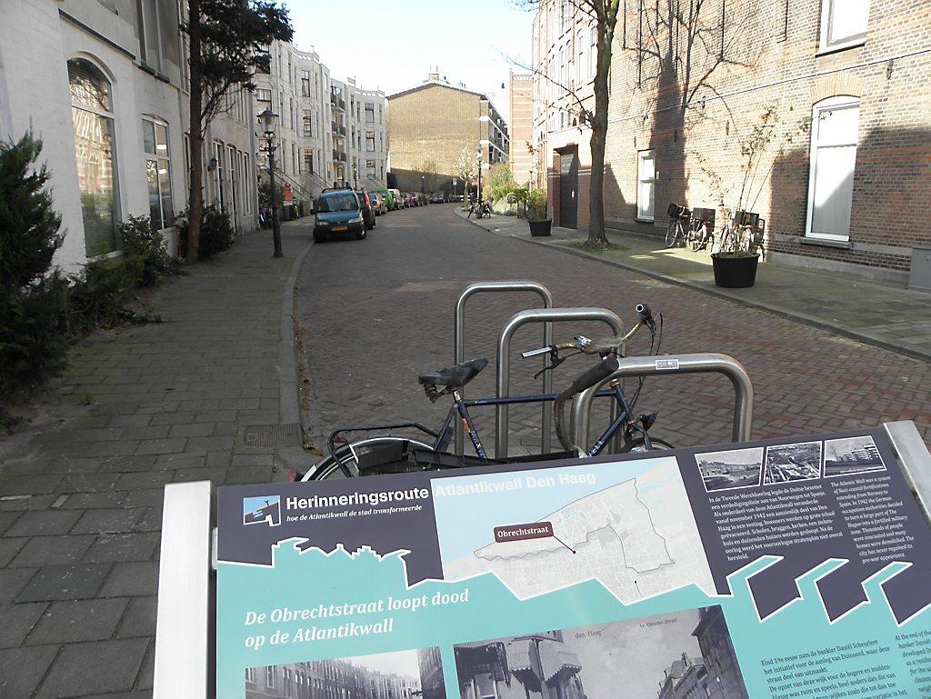 Herinneringsroute Atlantikwall Den Haag